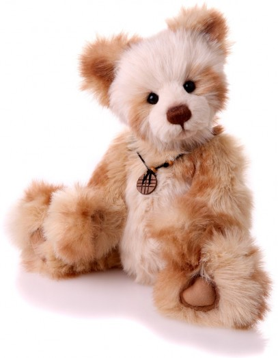 Retired Charlie Bears - NAOMI 33CM