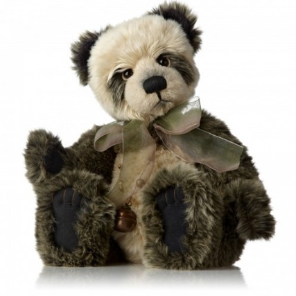 Retired Charlie Bears - NICOLA 14""