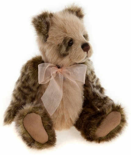 Retired Charlie Bears - OLIVE 12""