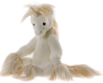 Charlie Bears In Stock Now - OONA (UNICORN) 16""