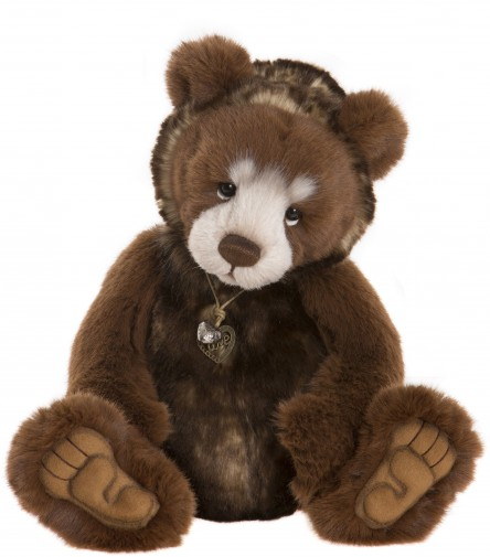 Retired Charlie Bears - PAMPER 16ֲ½""