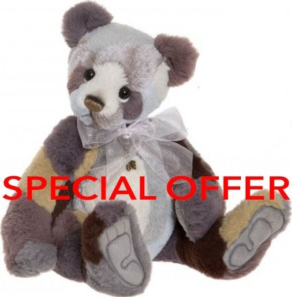 Charlie Bears In Stock Now - RAGGLE **SPECIAL OFFER**