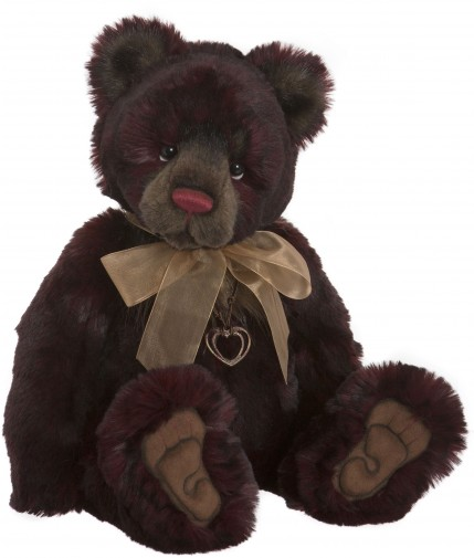 Charlie Bears In Stock Now - RUM BABA 19""