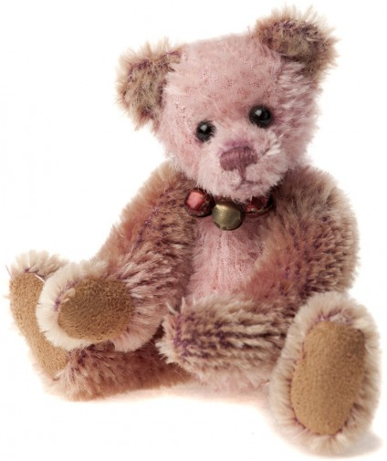Charitable Charlie Bears Bodie Limited Edition Mohair Excellent In Cushion Effect Manufactured Bears