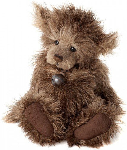 Retired Charlie Bears - SCRUFFY LUMP 12""