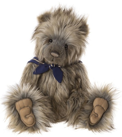 Retired Charlie Bears - SKIPPER 24""