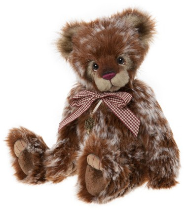 Charlie Bears To Pre-Order 2020 - STRUDEL 18""