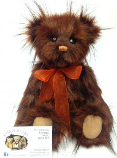 Retired Charlie Bears - TATTY 30CM