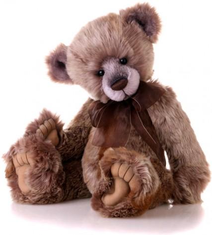 Charlie Bears William Iii Limited Edition Teddy Bear Free