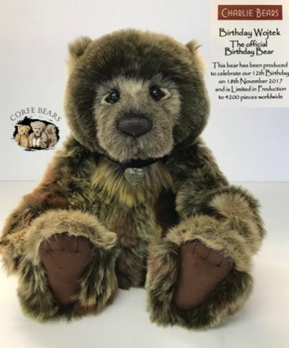 Charlie bears tiffy
