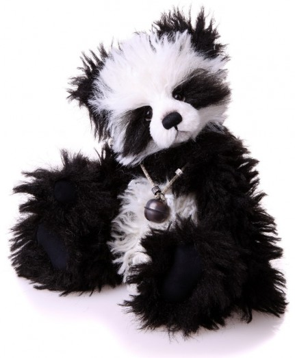 Charlie Bears Xena Panda Teddy Bear Free Delivery From