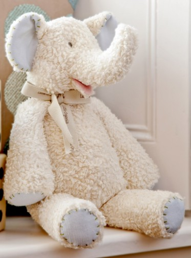 Retired Charlie Bears - EFFERLUMP ELEPHANT 11.5""