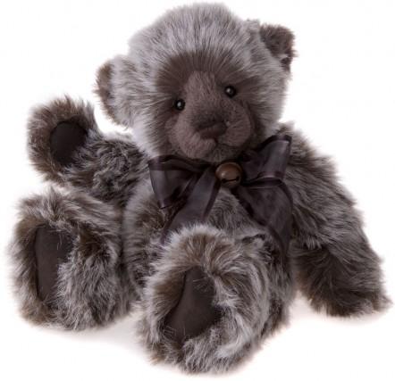 Charlie Bears Buddy Teddy Bear Limited Edition Plumo