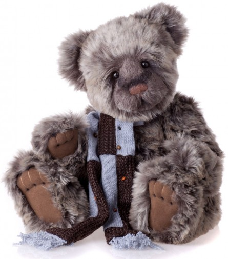 Retired Charlie Bears - CARTER 42CM