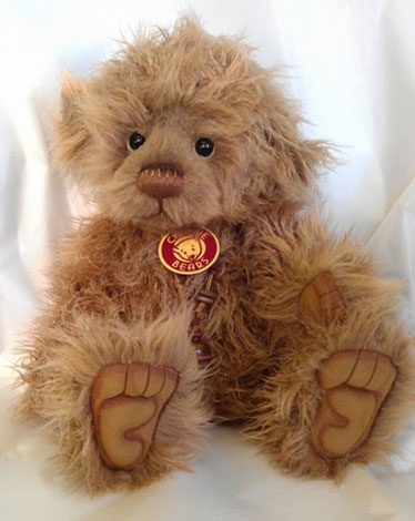 Retired Charlie Bears - FARTHING 38CM