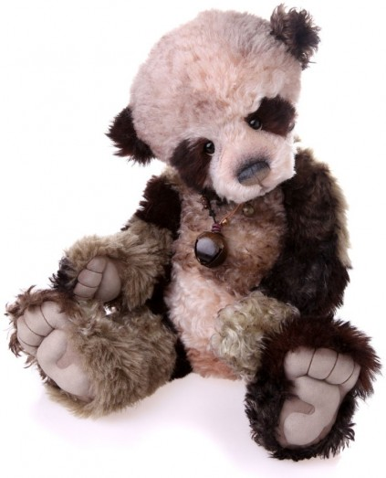 Manufactured *retired* Charlie Bears Isabelle Lee Masterpiece 2011 Ltd Ed Mohair