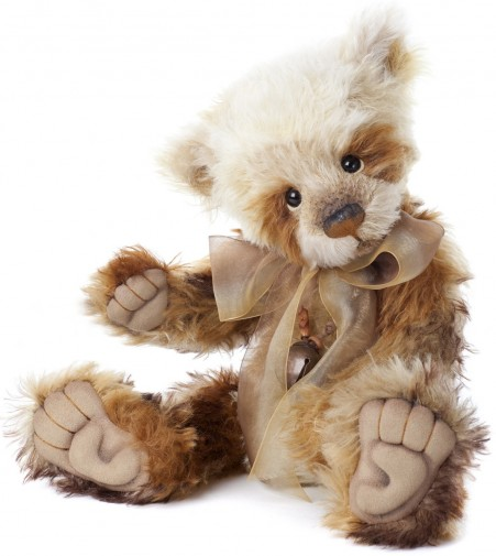 *retired* Charlie Bears Isabelle Lee Masterpiece 2011 Ltd Ed Mohair Dolls & Bears Artist