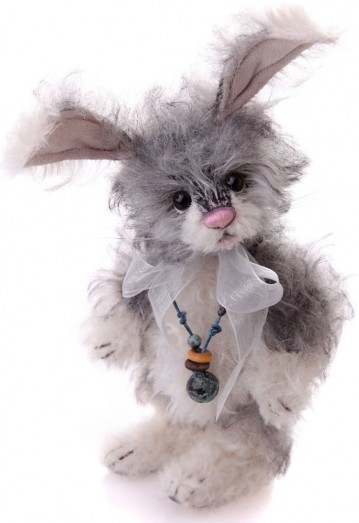 Charlie Bears Bella Minimo Bunny Rabbit Limited Edition
