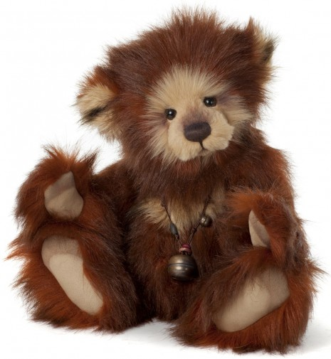 Charlie Bears In Stock Now - RULA 19""