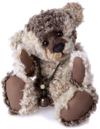 Retired Charlie Bears - SQUIDGE 14""