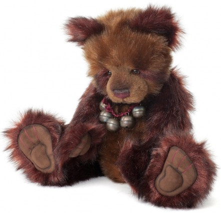 Retired Charlie Bears - THINGY-MA-JIG 19ֲ½""