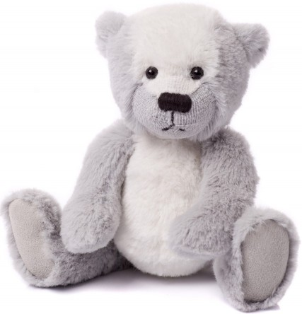 Retired Charlie Bears - POLO TRAVEL BUDDY 13CM