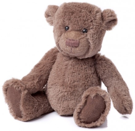 Retired Charlie Bears - RALEIGH TRAVEL BUDDY 13CM