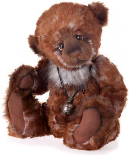 Retired Charlie Bears - WALTER 19 1/2""