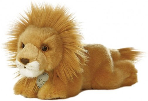 Retired Bears and Animals - LION 20CM