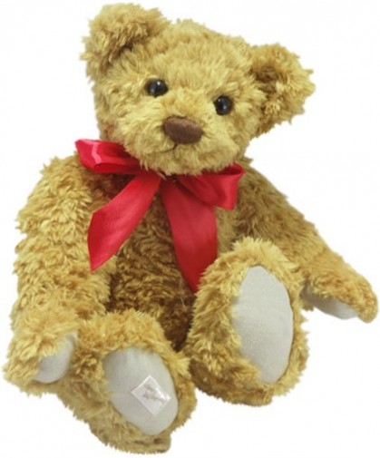 Deans Teddy Bears - Plush - TEDDY MARIGOLD 16""