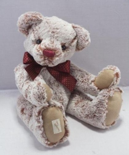 Deans Limited Edition Plush - TEDDY SNOWBERRY 14""