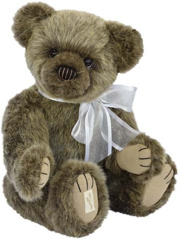 Deans Limited Edition Plush - TEDDY GRESSINGHAM 16""