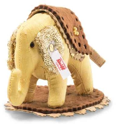 Steiff Limited Editions & Replicas - DESIGNERS CHOICE STEFFI LITTLE ELEPHANT 12CM