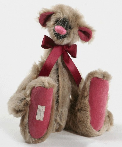 Retired Dean's Bears - DAPPER DAN 33CM