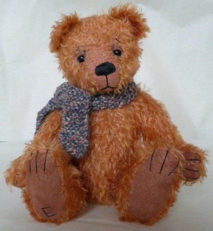 Retired Ellie Bears - RUSTY 10""
