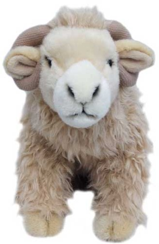 Retired Faithful Friends - WHITE FACED SHEEP 30.5CM
