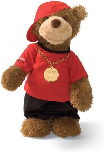 Corfe Bears Gt Gund Gt Hip Hop Happy Birthday Bear 33cm