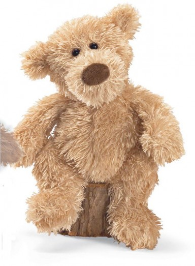 Gund Bears - MINI TEDDY BEAR BEIGE 18CM