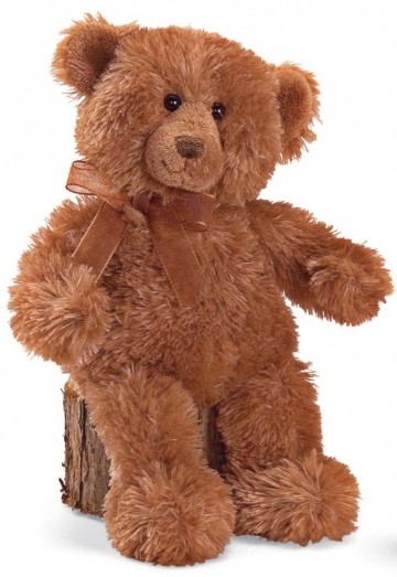 Retired Bears and Animals - MINI TEDDY BEAR BROWN 18CM