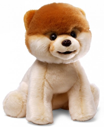 Retired Bears and Animals - BOO - WORLD'S CUTEST DOG 23CM