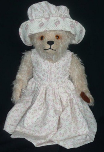 Retired Bears and Animals - BARBARA 13""