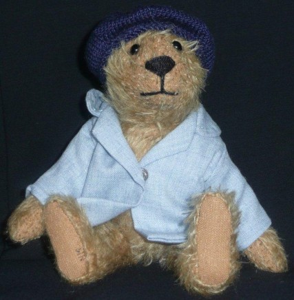 Retired Bears and Animals - GERTRUDE 8""