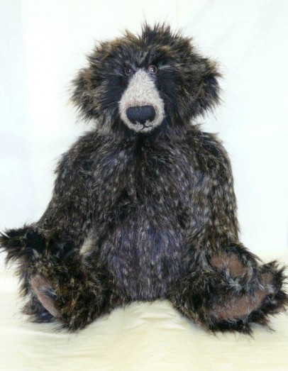 Retired Bears and Animals - BEAR WITH ATTITUDE 22""