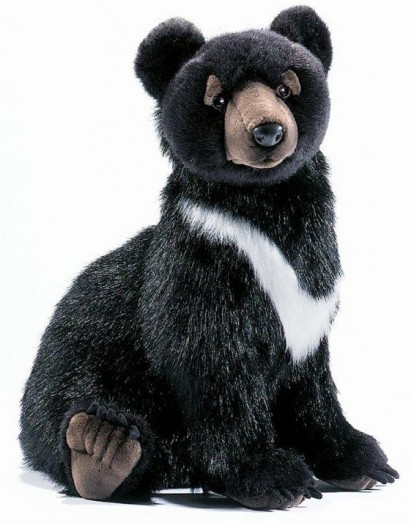 Hansa Animals Gt Grizzly Bear Cub Soft Toy