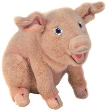 hansa plush pig toy 3380 cuddly pig. Black Bedroom Furniture Sets. Home Design Ideas