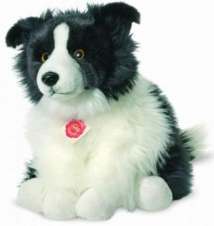 Hermann Border Collie Plush Toy 92771