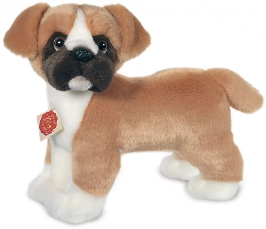Retired Bears and Animals - BOXER DOG 25CM