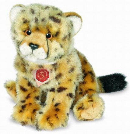Hermann Animal Collection - CHEETAH TOY 29CM