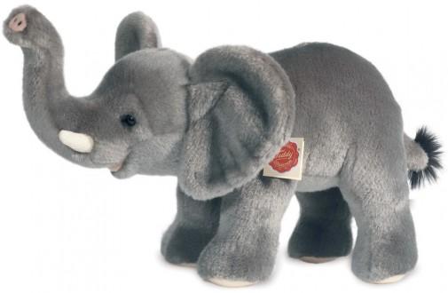 Hermann Elephant Plush Toy Teddy Hermann 90740