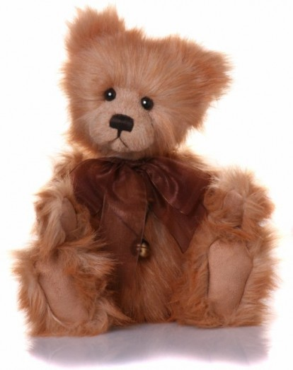Retired Charlie Bears - IMOGEN 33CM